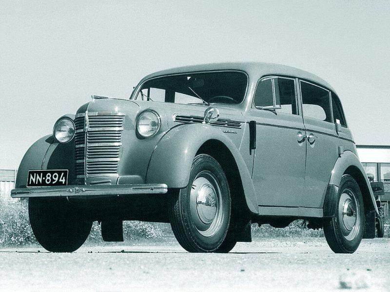 Фото авто Москвич-400