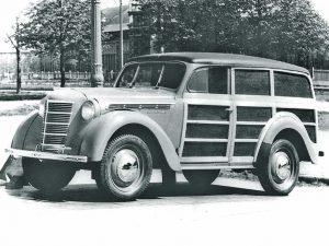 Авто Moskvich-400