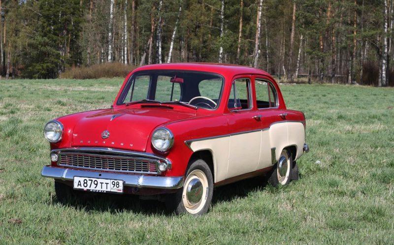 Москвич-403 фото авто