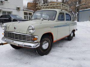 Седан Moskvich-403