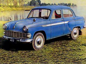 Автомобиль Moskvich-403