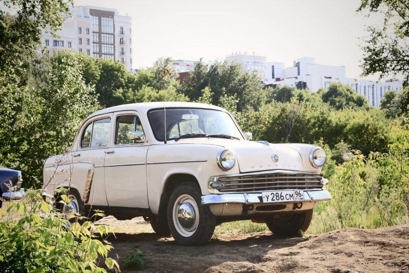 Фото авто Москвич-403