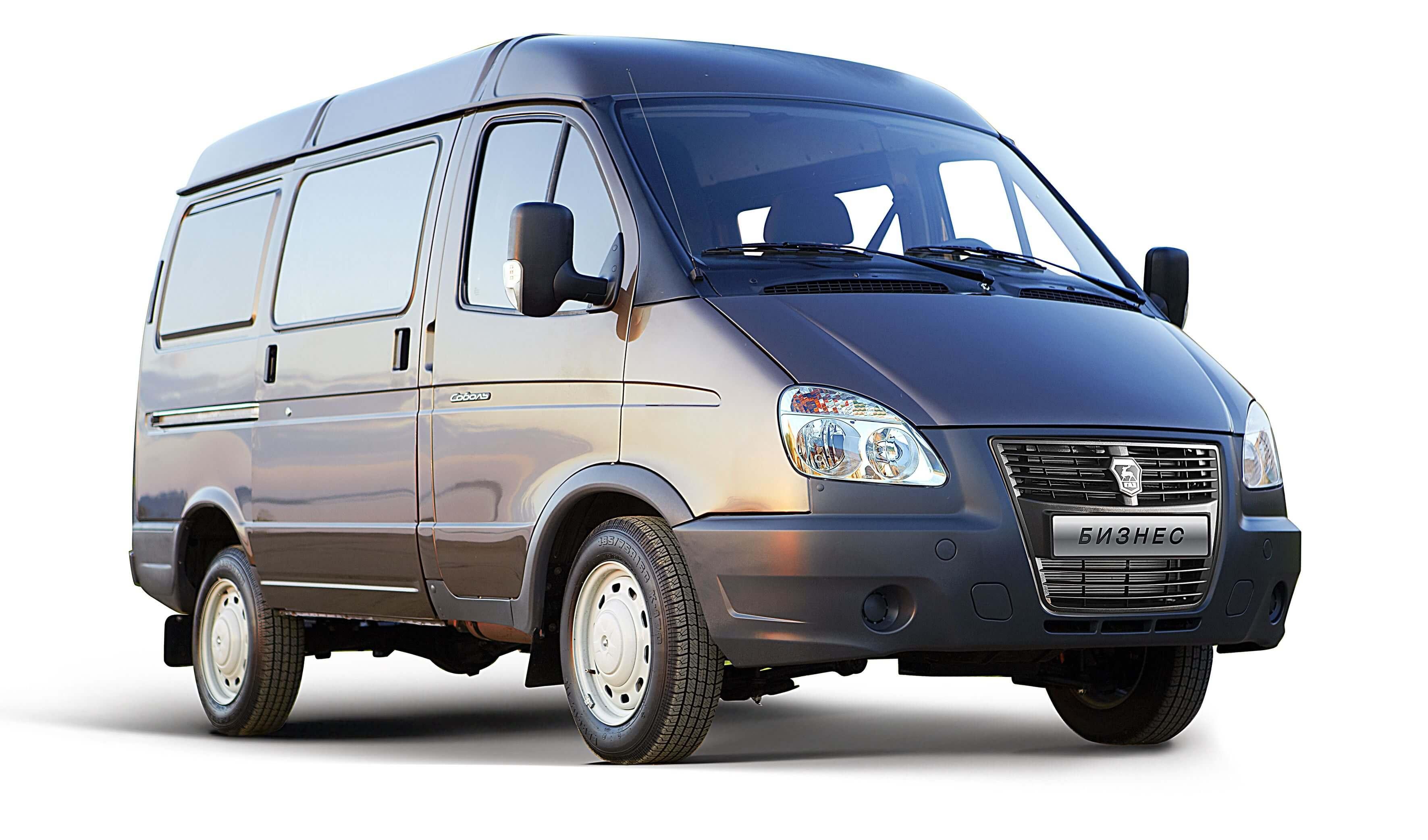 ГАЗ-2752 - технические характеристики, модификации, фото, видео