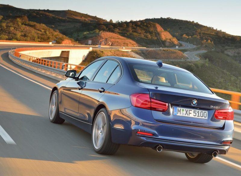 BMW 3 рестайлинг