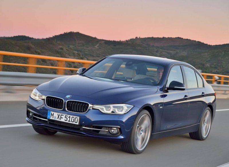 Авто BMW 3-Series