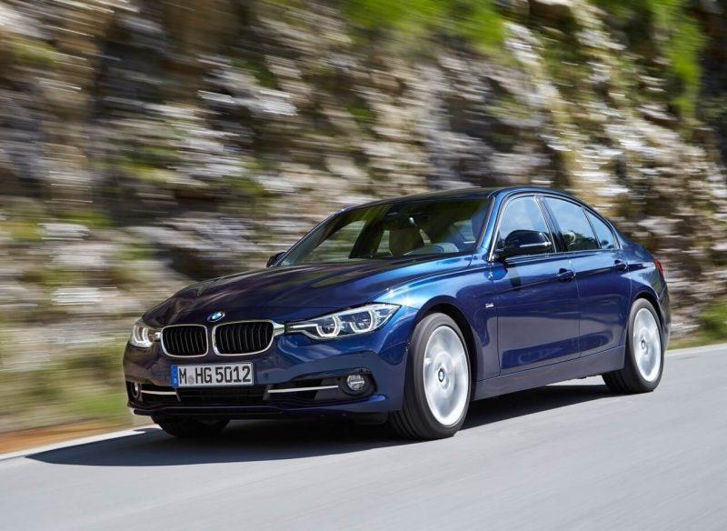 BMW 3 фото автомобиля