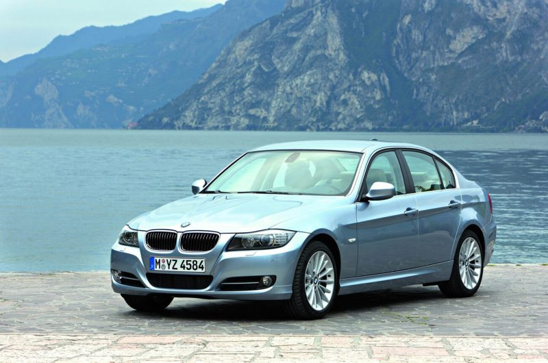 Фото BMW 3 Е90