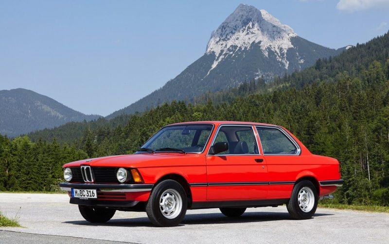 Фото BMW 3 Е21