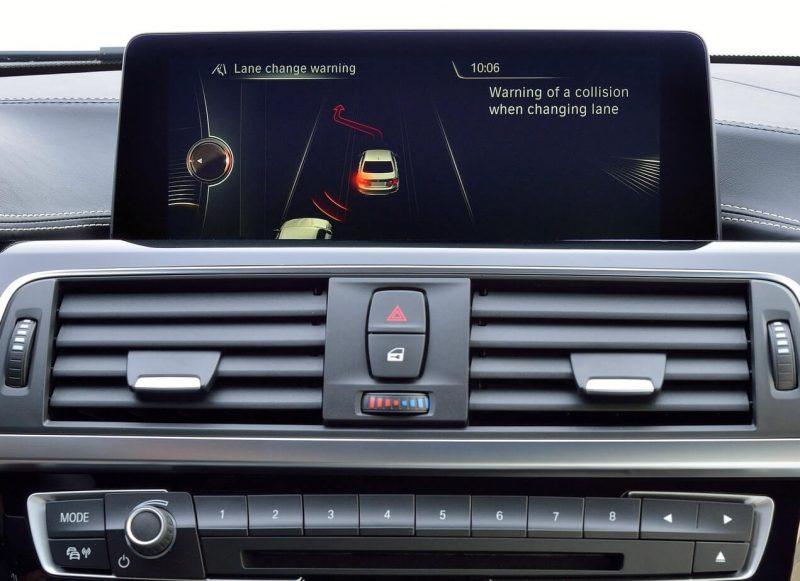 BMW 3 безопасность