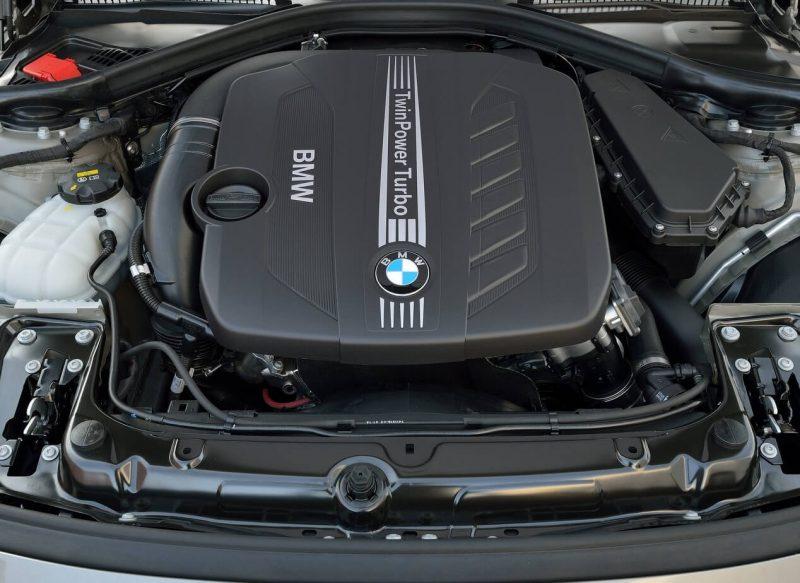 BMW 3 двигатель