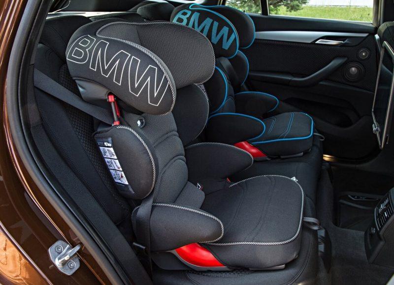 Детские кресла БМВ Х1