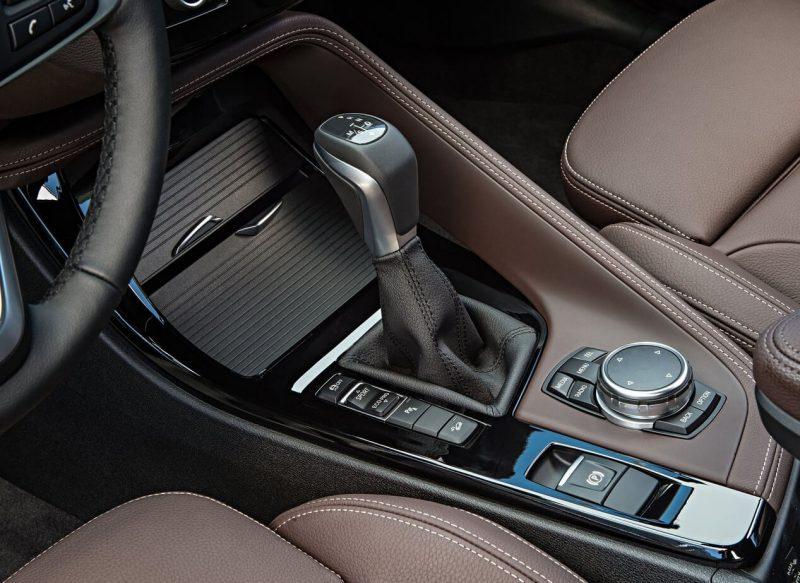 BMW X1 коробка передач