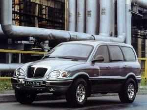 """ГАЗ-3106 """"Атаман 2"""""""