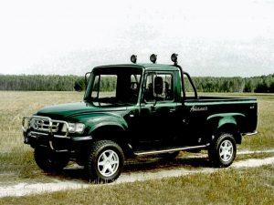 Автомобиль ГАЗ-Атаман