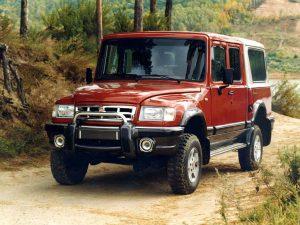 ГАЗ-230812 вид спереди