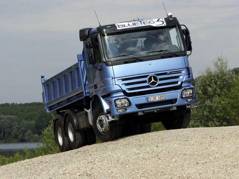 Фото Mercedes-Benz Actros 2644