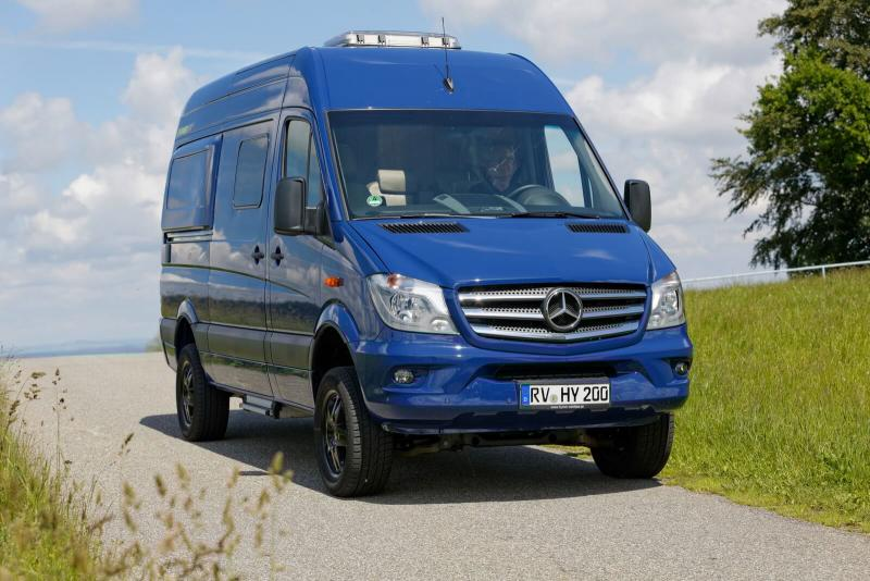 Авто Mercedes-Benz Sprinter 2017 года