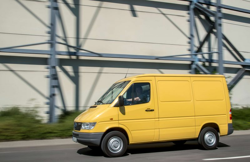 Фото авто Mercedes-Benz Sprinter