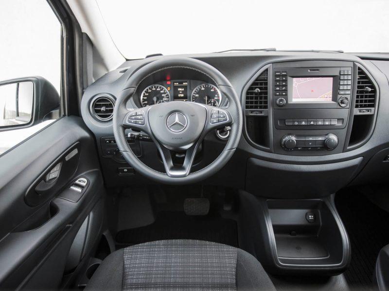 Mercedes-Benz Vito W 447 салон