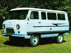 Авто УАЗ-452
