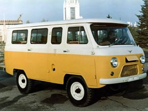 Микроавтобус УАЗ-452