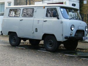 Фотография авто УАЗ-452