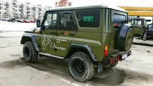"""UAZ Hunter """"Победная серия"""""""