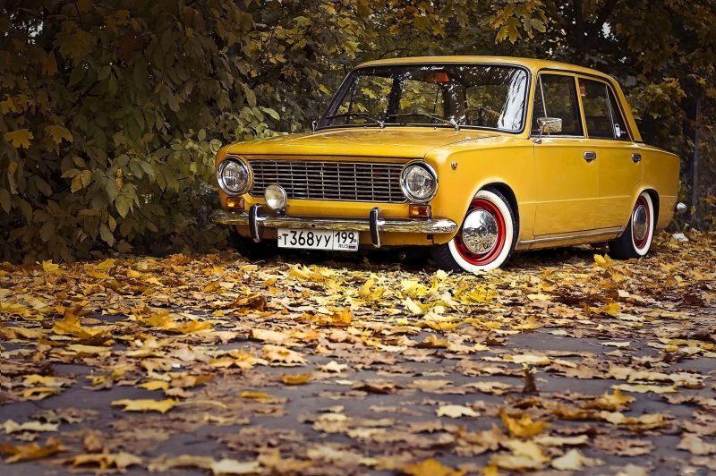 Авто ВАЗ-2101 тюнинг