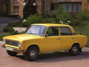 Лада-2101 1974 года