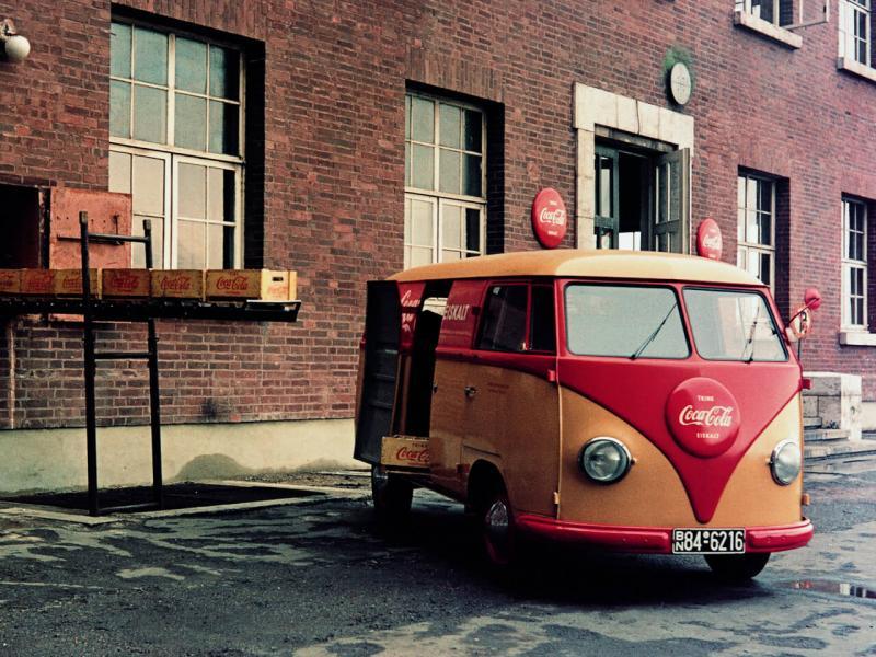 Фото фургона Volkswagen Transporter Т1