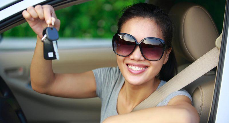 Продажа подержанного автомобиля