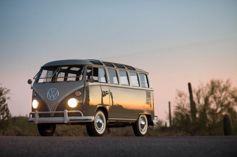 Фото авто Volkswagen Transporter Т1