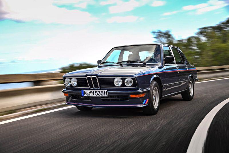Авто BMW M535i Е12