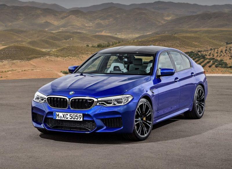Авто BMW M5 F90