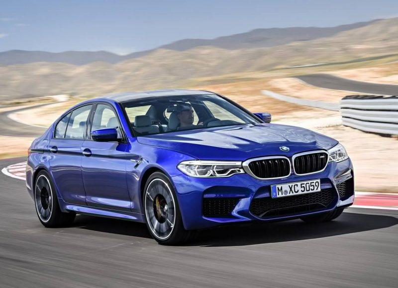 Седан BMW M5 (F90)