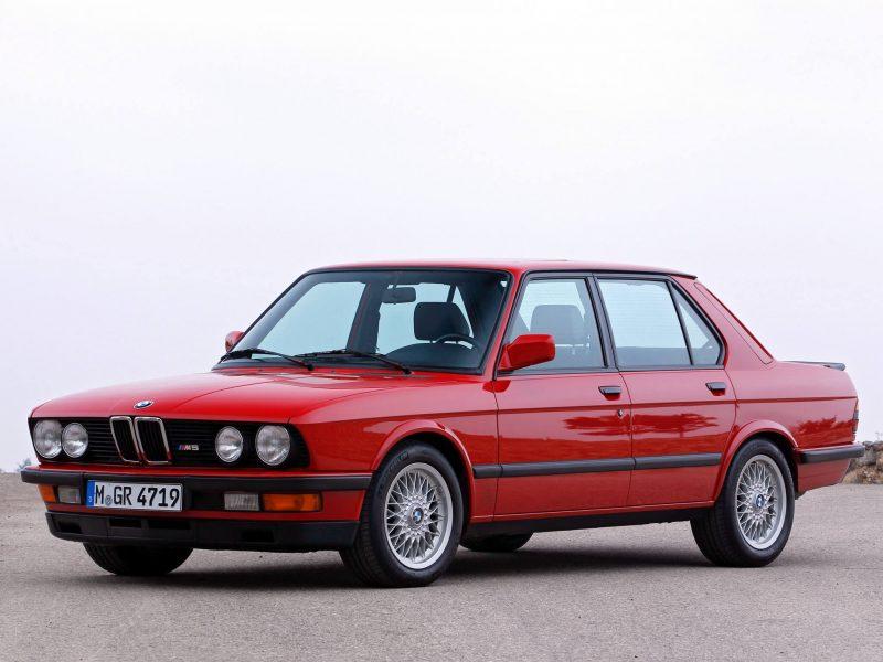 Авто BMW M535i Е28