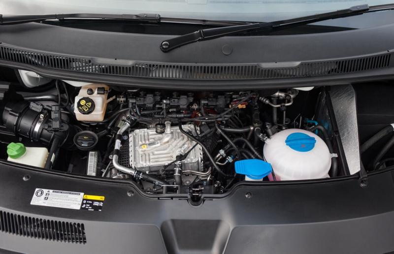 Двигатель VW Т6