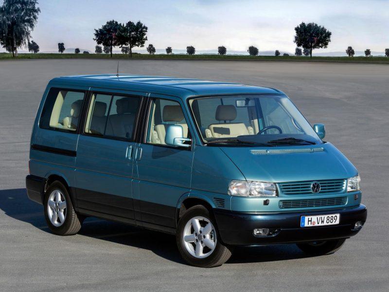 Авто Volkswagen Multivan (T4)