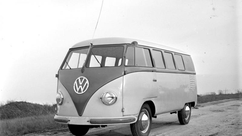 Фото Volkswagen Transporter Т1