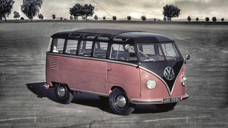 Фотография Volkswagen Transporter Т1