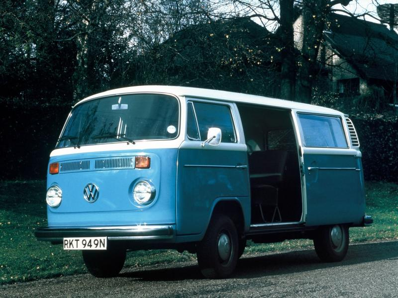 Фото авто Volkswagen Transporter Т2
