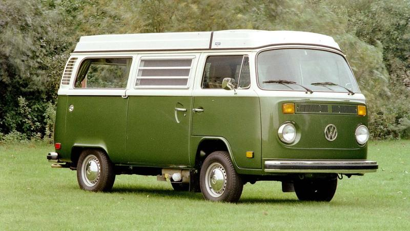 Volkswagen Transporter Т2 фото фургона