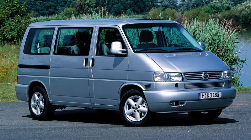 Микроавтобус Volkswagen Transporter Т4