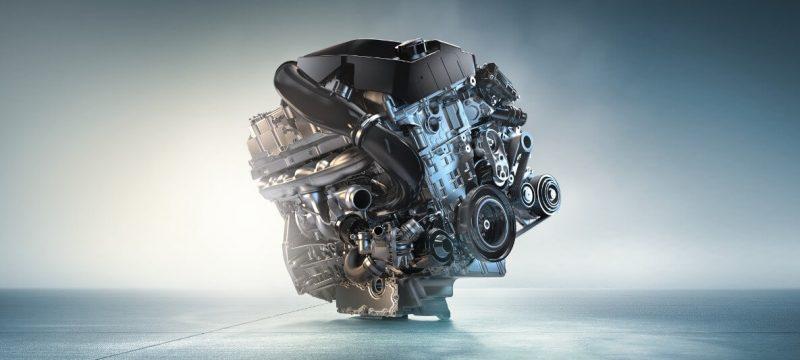 BMW X6 бензиновый двигатель