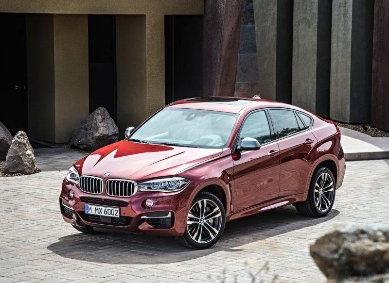 Фото авто BMW X6