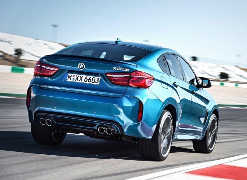 BMW X6 М 4