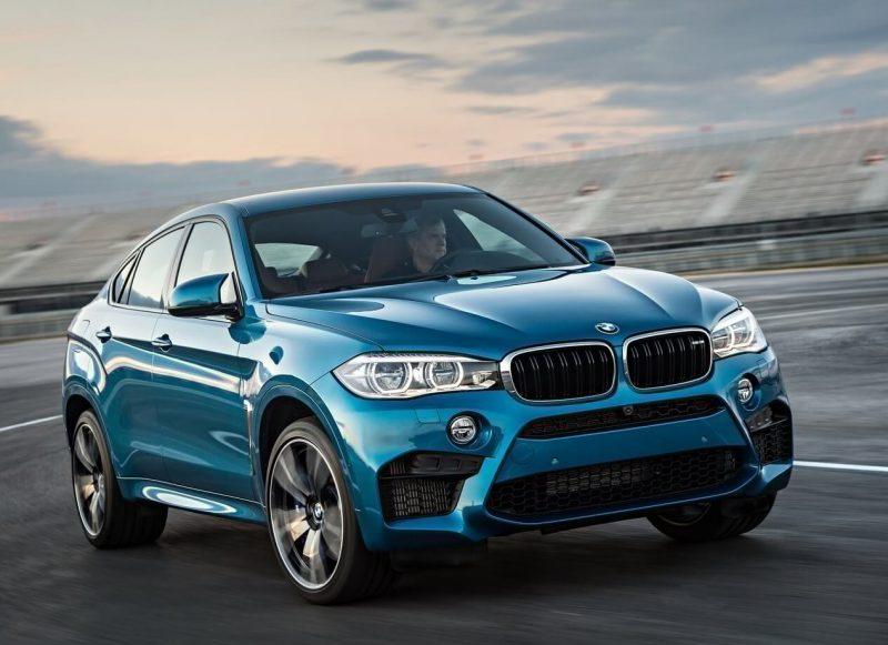 BMW X6 М 5