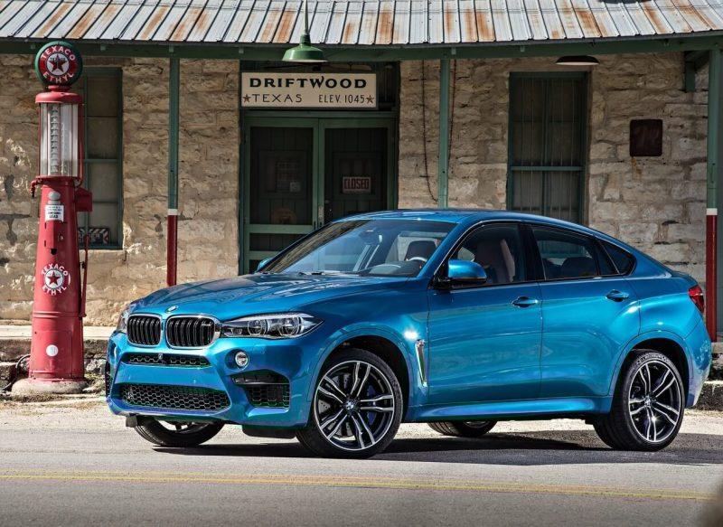 Авто BMW X6M