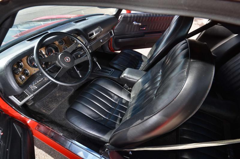 Салон Chevrolet Camaro