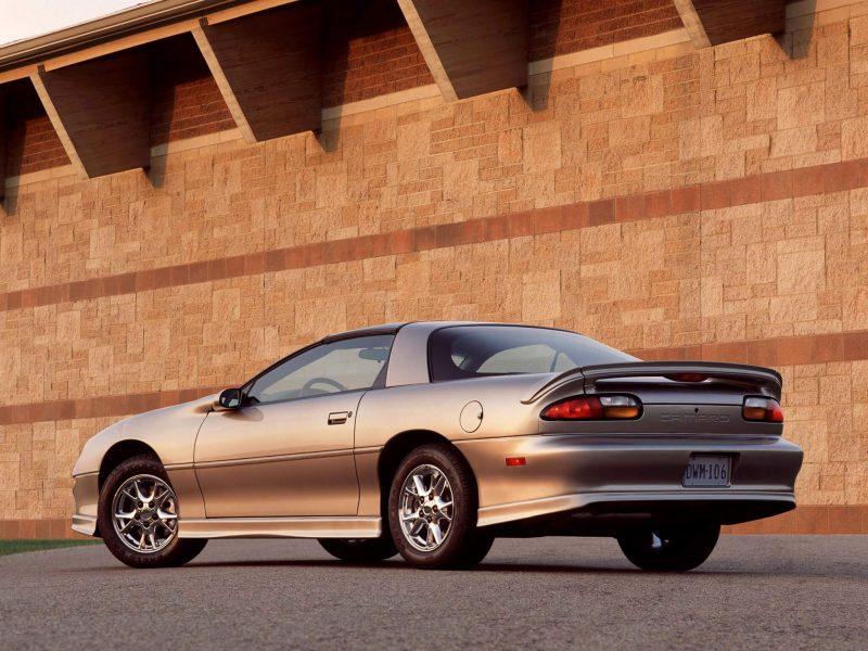 Chevrolet Camaro Sport Appearance